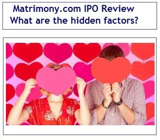 Matrimony.com IPO Review - What are the hidden factors