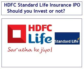Hdfc life asset management ipo allotment