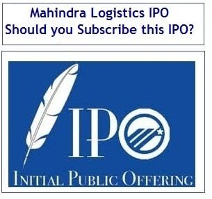 Mahindra Logistics IPO Review - Should you invest-min