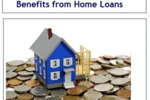3 Ways to get Maximum Income Tax Benefits from Home Loans u/s 80C, 24 and 80EE