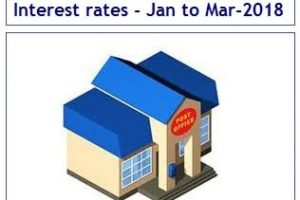 Revised Post Office Small Saving Schemes Interest rates for Jan to Mar-2018
