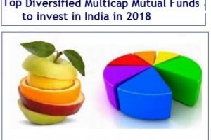 Top 10 Diversified Multicap Mutual Funds to invest in India in 2018