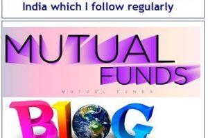 Best Mutual Funds Blog or Website in India which I follow regularly