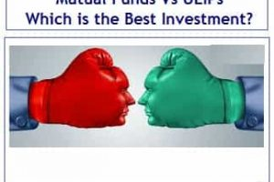 Mutual Funds Vs ULIPs – Which is the Best Investment Option?