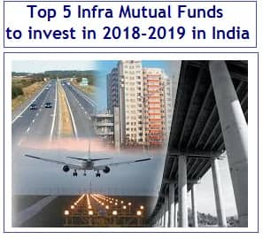 Top 5 Infra Mutual Funds to invest in 2018-2019