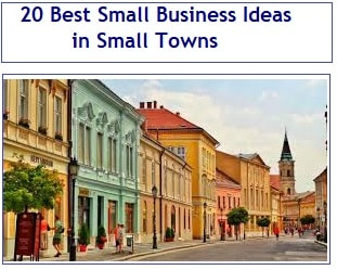 Best Small Business Ideas in Small Towns-min