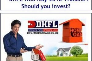 DHFL NCD Issue May 2018 - Tranche I - Review
