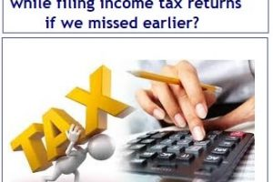 How to claim 80C deductions while filing income tax returns if we missed earlier?