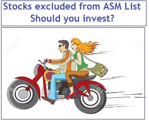 13 Stocks excluded from ASM List - Should you invest