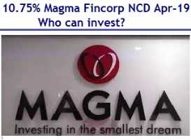 Magma Fincorp NCD April 2019 Review
