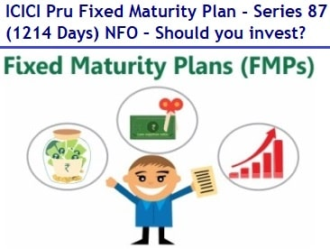 ICICI Pru Fixed Maturity Plan - Series 87 (1214 Days) NFO Review