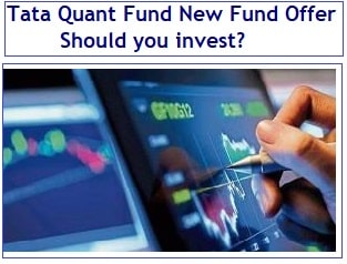 Tata Quant Fund Invest based on Quantitative Model - Should you invest in this NFO