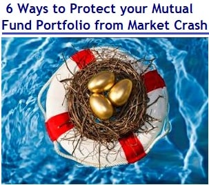 Ways to Protect your Mutual Fund Portfolio from Stock Market Crash