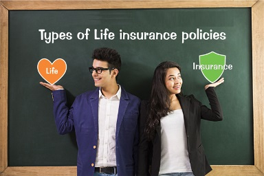 What are various types of Life Insurance Plans