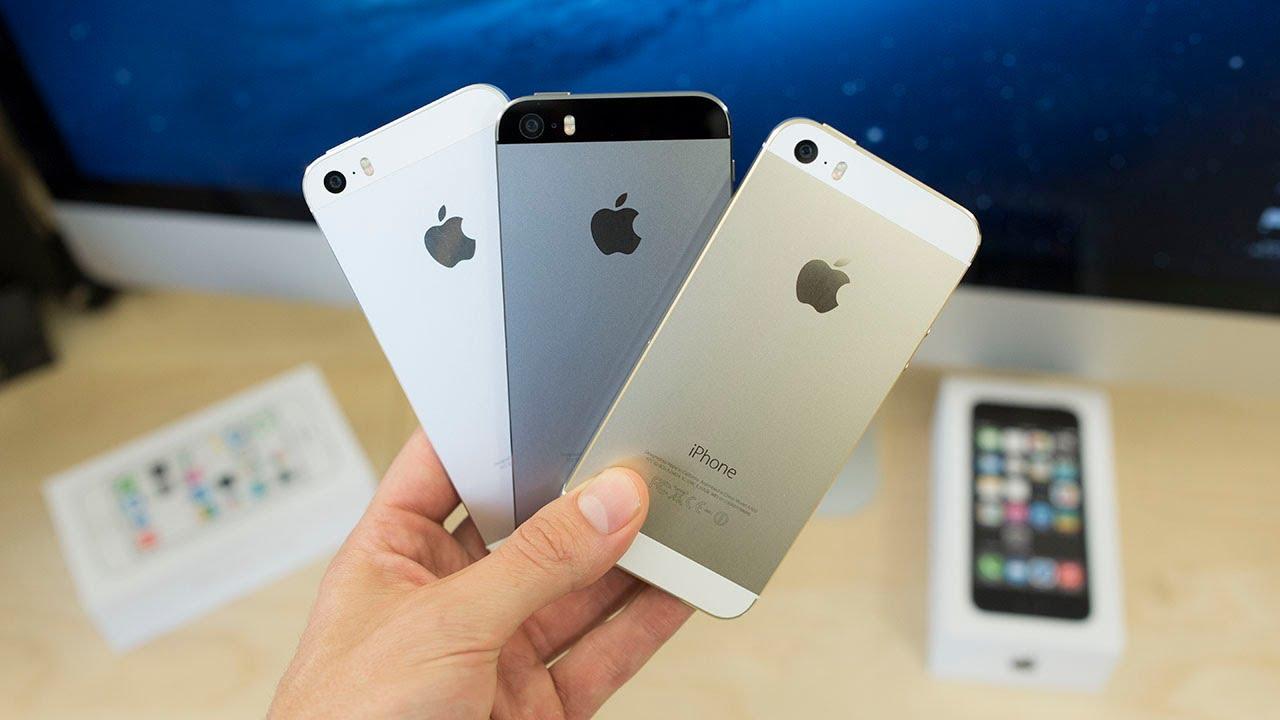Black iPhone 5S 64GB GSM/Unlocked - My iPhone Repair