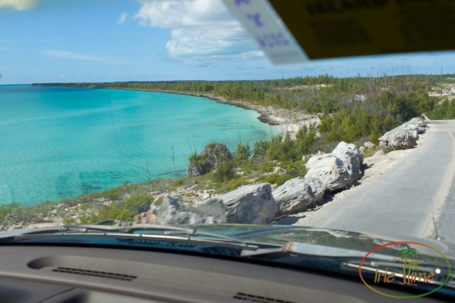Glass Window Bridge, Eleuthera, Bahamas