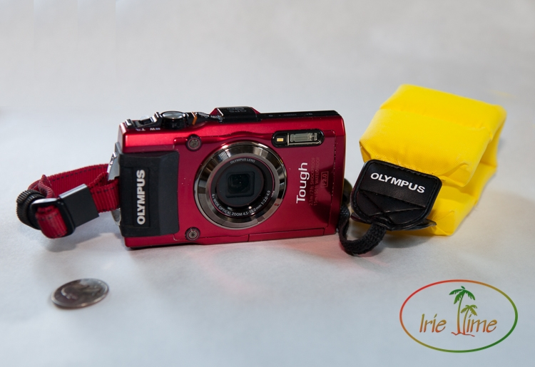 Underwater Camera Review: Olympus Tough TG-3