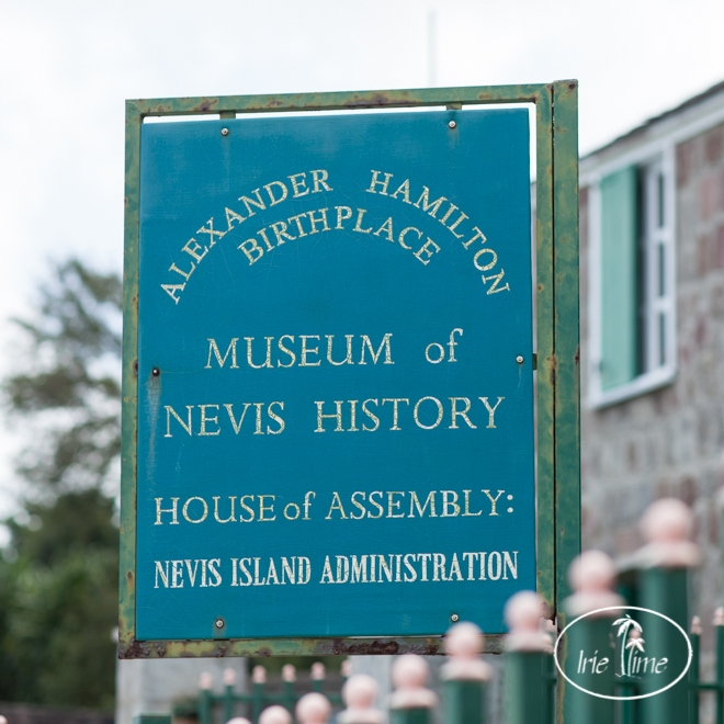 Birthplace of Alexander Hamilton, Nevis, St. Kitts & Nevis