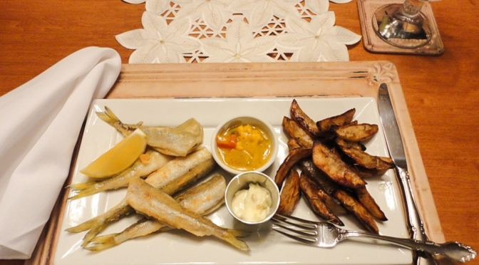 Smelts – A Prince Edward Island Winter Meal