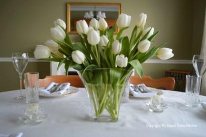 Vanco Farm's Snow Lady Tulips