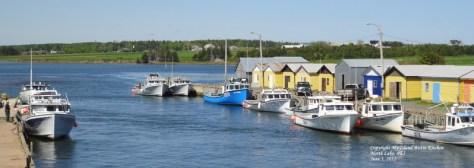 North Lake Harbour, PEI [June 1, 2012]