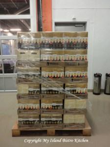 Pallet of Beer