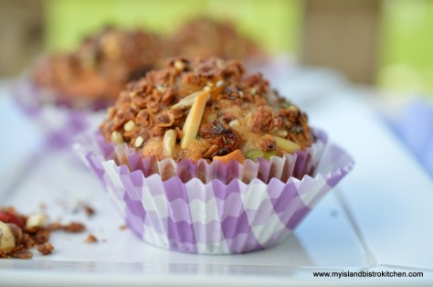 "Granola Muffins from Chef Michael Smith's ""Family Meals"" Cookbook"