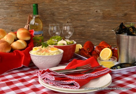 The Bistro's Food Day Canada 2015 Menu