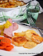 Best Creamy Scalloped Potatoes