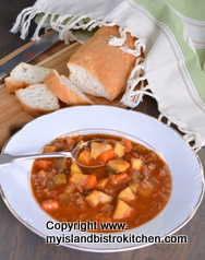 Rich and Hearty Goulash Soup