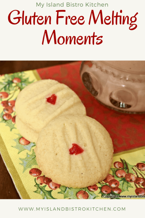 Gluten Free Melting Moments