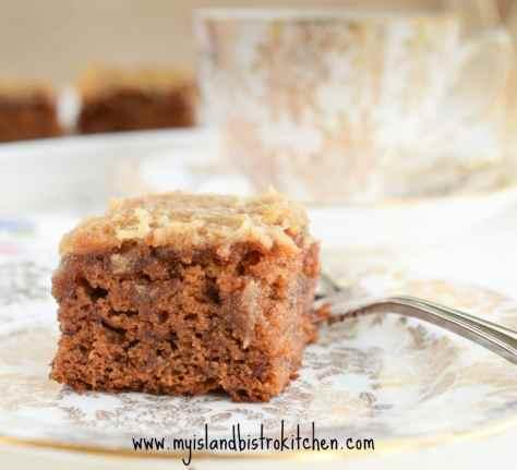 Gluten-free Queen Elizabeth Cake