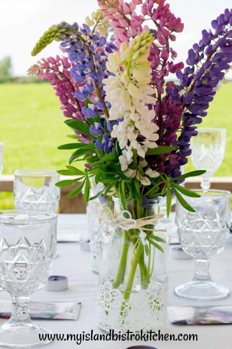 Lupine Bouquet