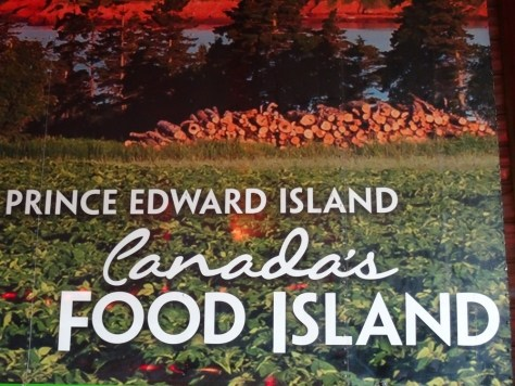 PEI is Canada's Food Island