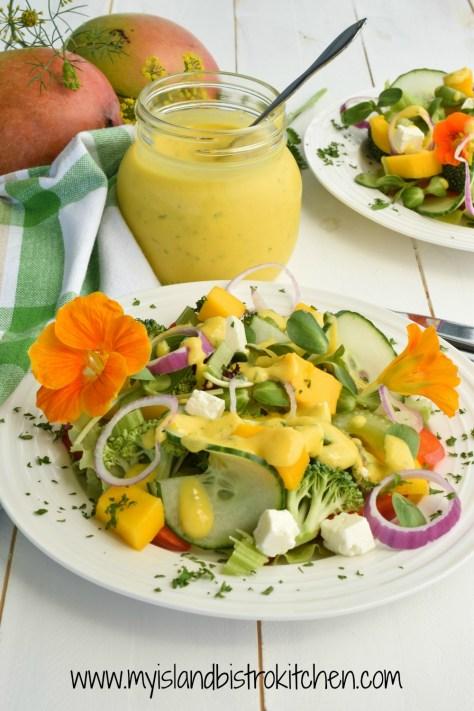 Mango Salad Dressing