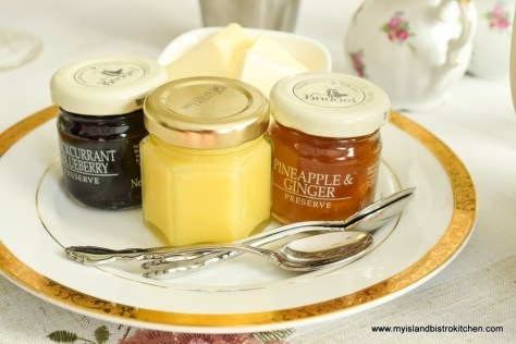 Lemon Curd, Jam, and Marmalade