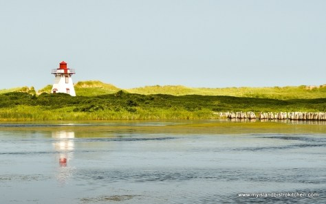 St. Peter's Harbour Lighthouse, PEI