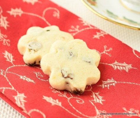 The Rum Runners - Rum and Raisin Cookies