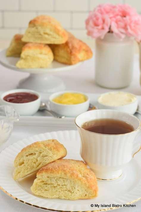 A Cream Tea