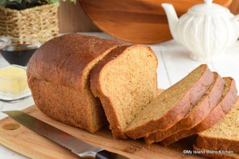Homemade Porridge Bread