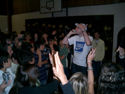 Performing FZY Kesher 2006