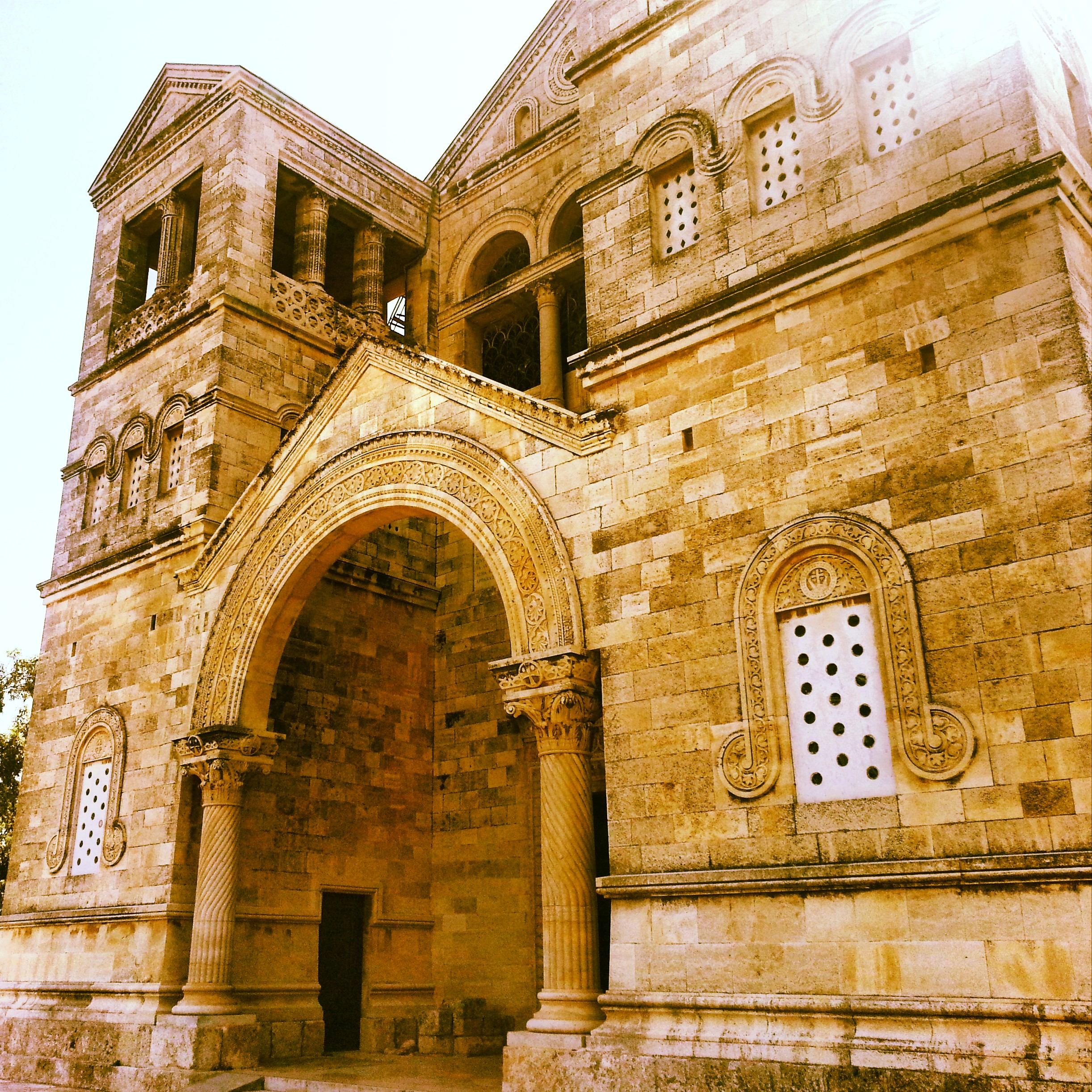 Church of the Transfiguration | MyIsraeliGuide