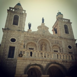 Catholic Church of the Wedding, Kana