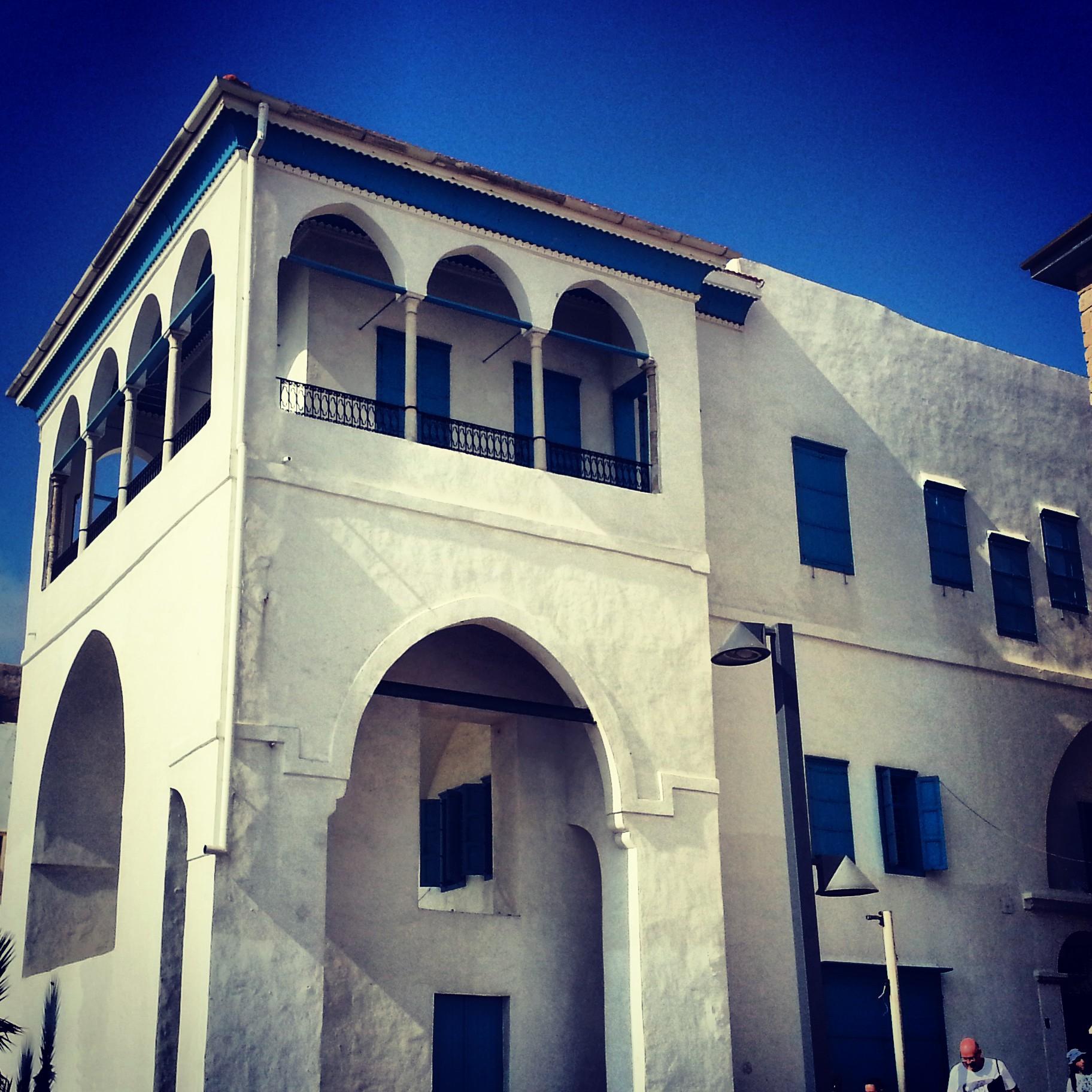 Home of the Bahaulla, Akko