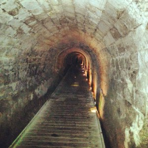 Inside the Tunnel of the Knights Templar, Akko