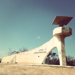 ANZAC Memorial, Beeri Forest
