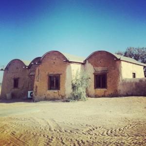 Homes in Mitzpe Gevulot