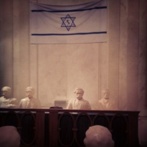 Reliving the Basel Zionist Congress at the Herzl Museum
