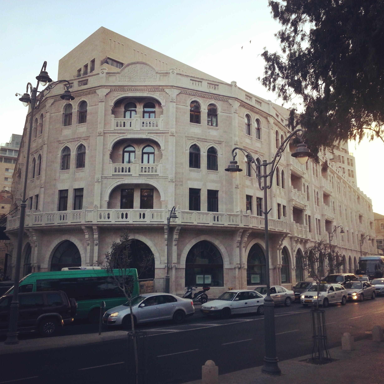 Palace Hotel, Jerusalem