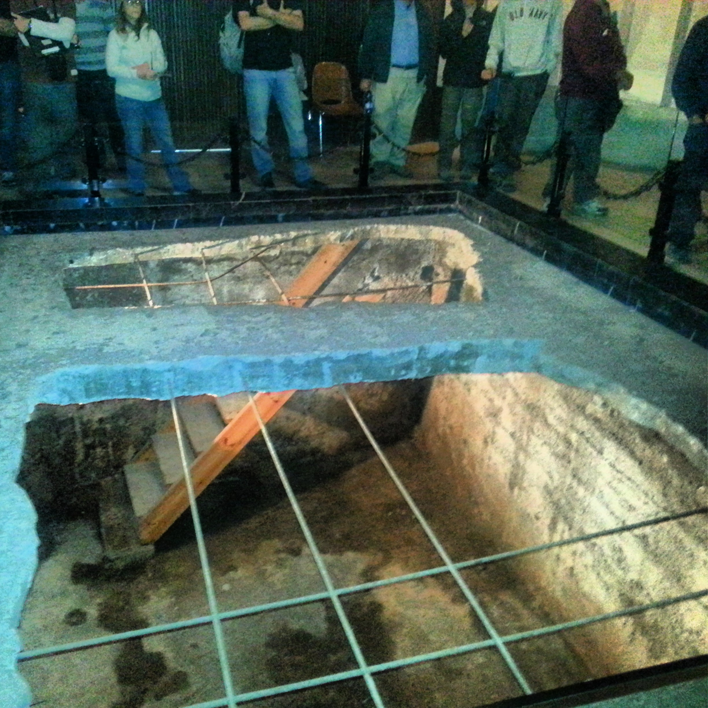 Bunker at Kfar Etzion Museum
